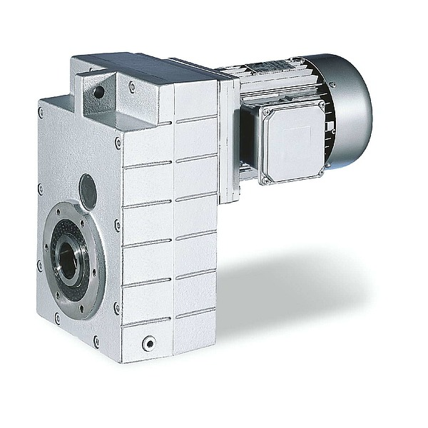 Lenze GFL shaft-mounted helical gearbox with (ATEX) three-phase AC motor geared motors