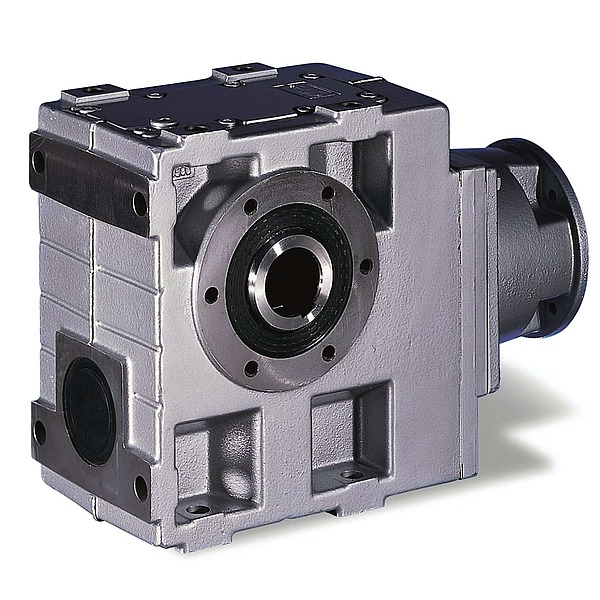 Lenze GSS helical-worm gearboxes