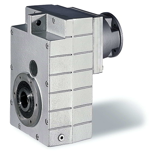 Lenze GFL shaft-mounted helical gearbox geared motors