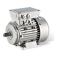 Lenze MD/MH three-phase AC motors for inverter and mains operation
