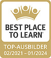 Lenze TOP-Ausbilder 2018-2021. Best Place To Learn.