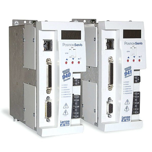 Lenze PositionServo 940 series servo drives