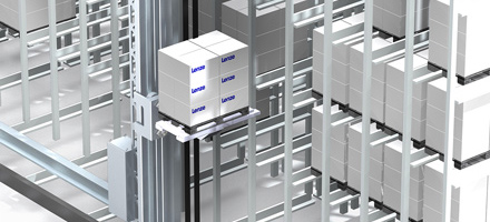 New solution package for the creation of ultra-modern storage and retrieval systems
