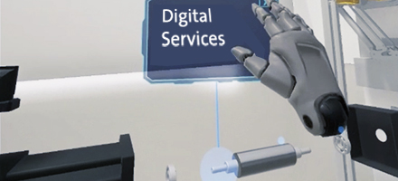 Digital Services – our industrial IoT solutions for Industry 4.0