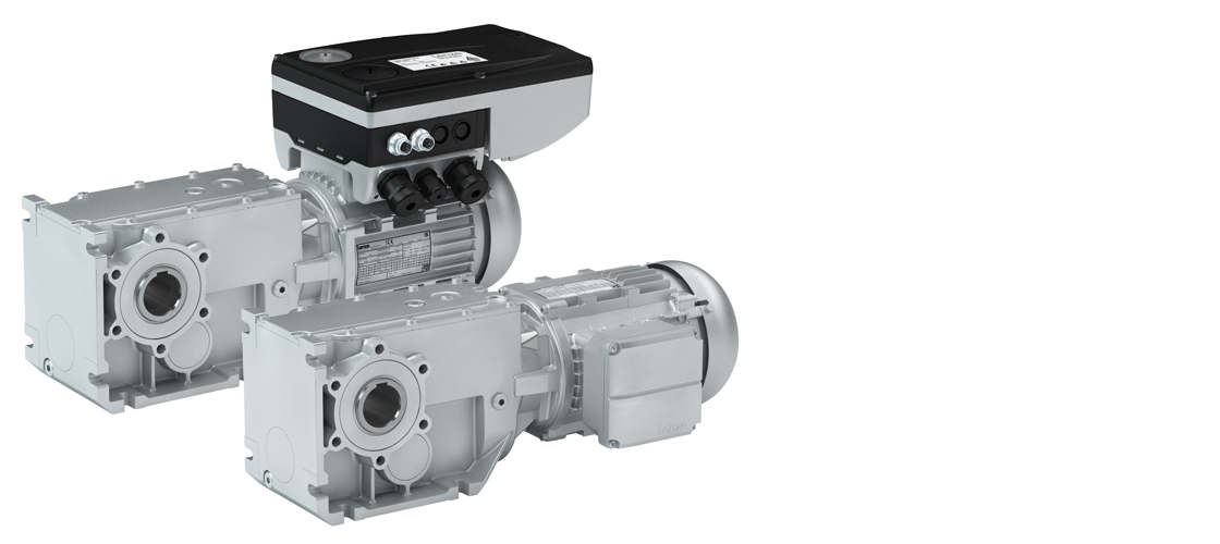 Lenze g500-B bevel gearbox geared motors