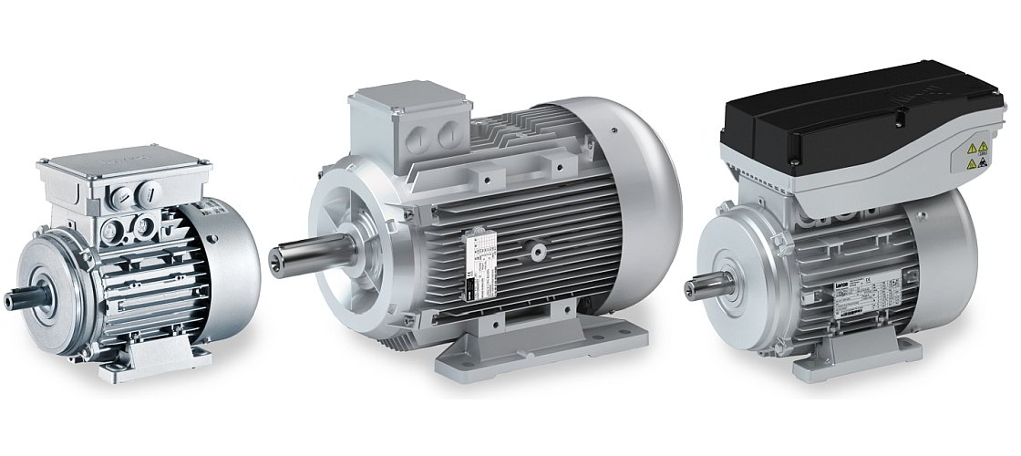 Lenze AC motors mains operation